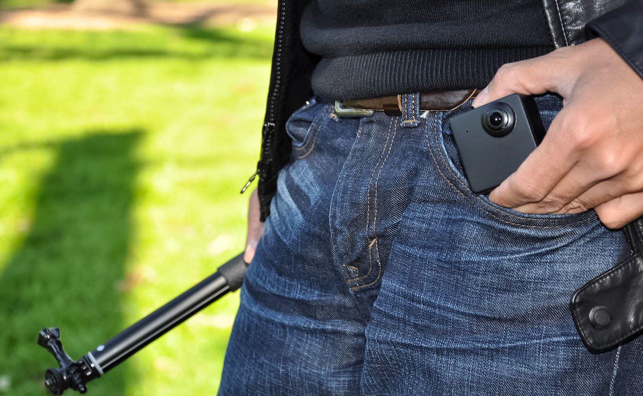 CAMEO360 Compact 360 4K Camera