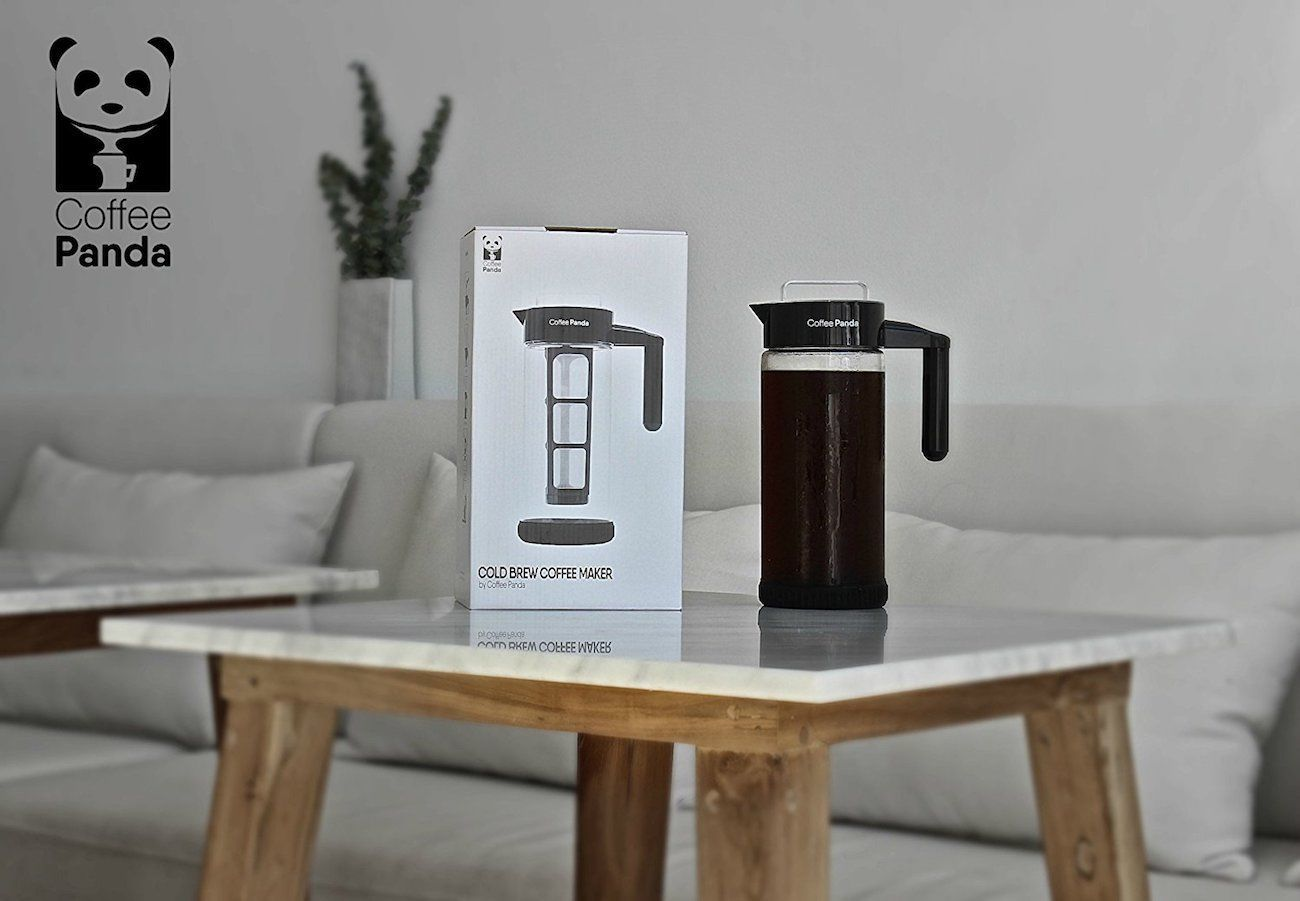 Coffee Panda Cold Brew Coffee Maker