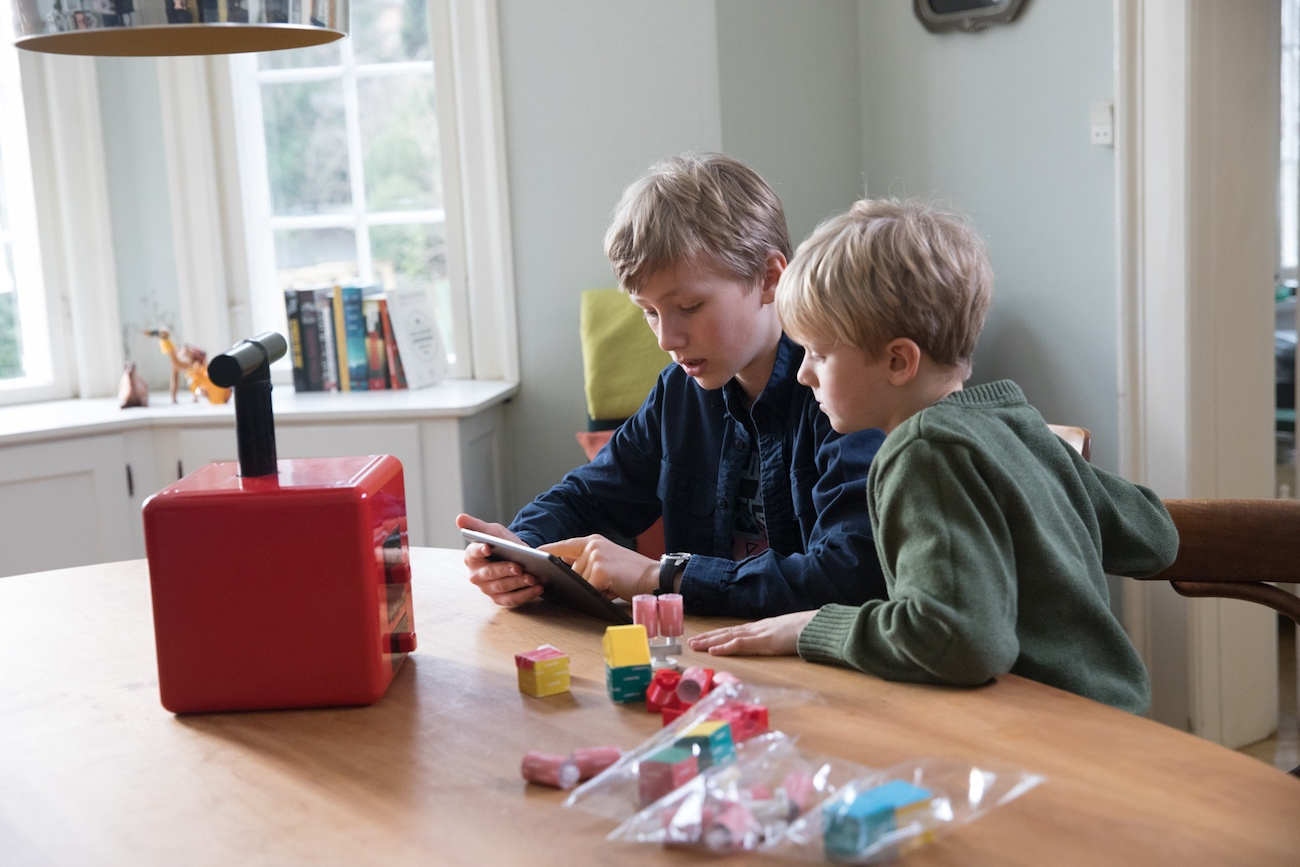 The Cubenizer Candy Printer