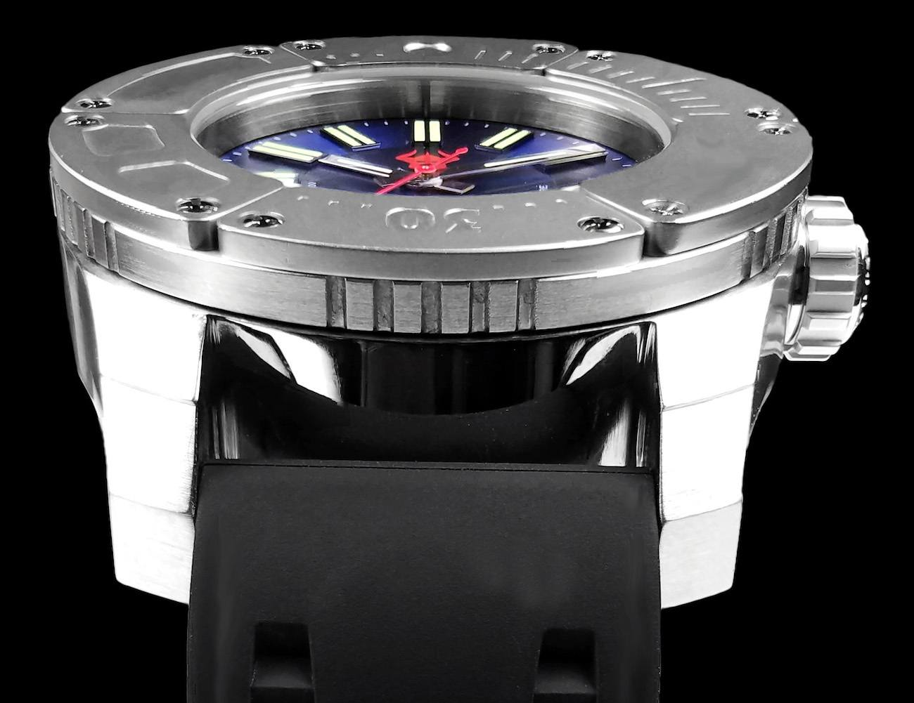 DELTAt Heavy Armor Diver Watch
