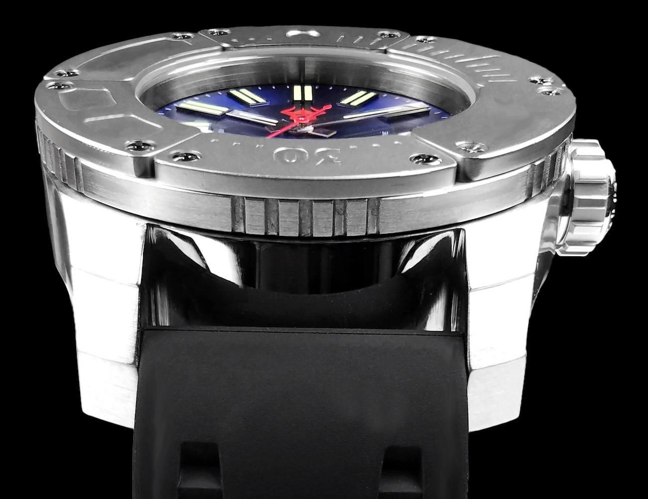 DELTAt Heavy Armor Diver Watch