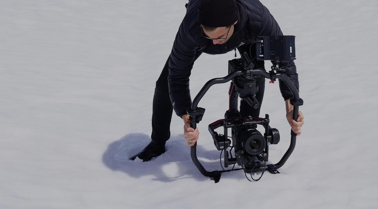 DJI Ronin 2 Camera Mount