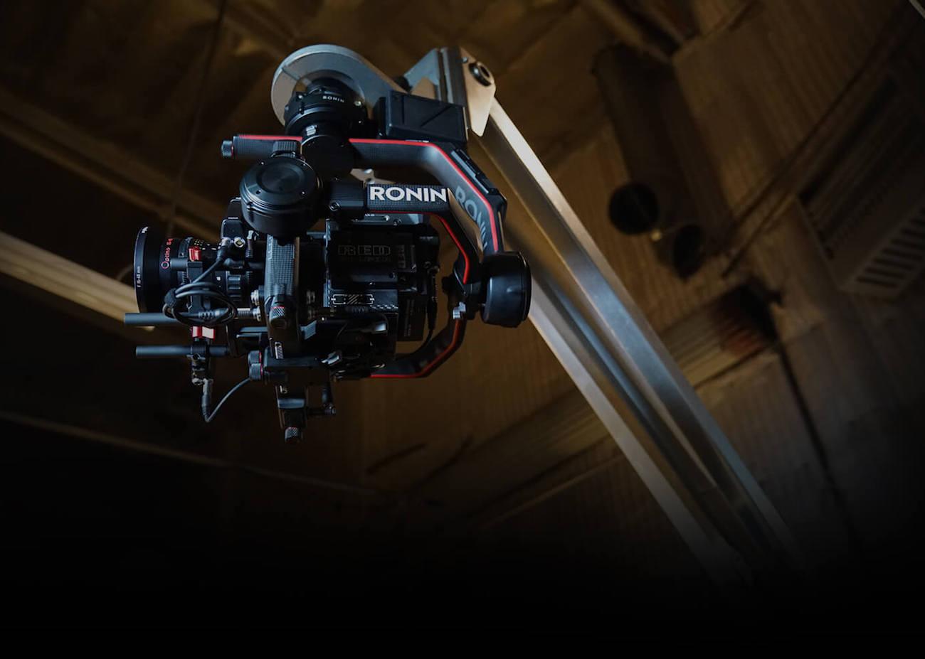 DJI Ronin 2 Camera Mount