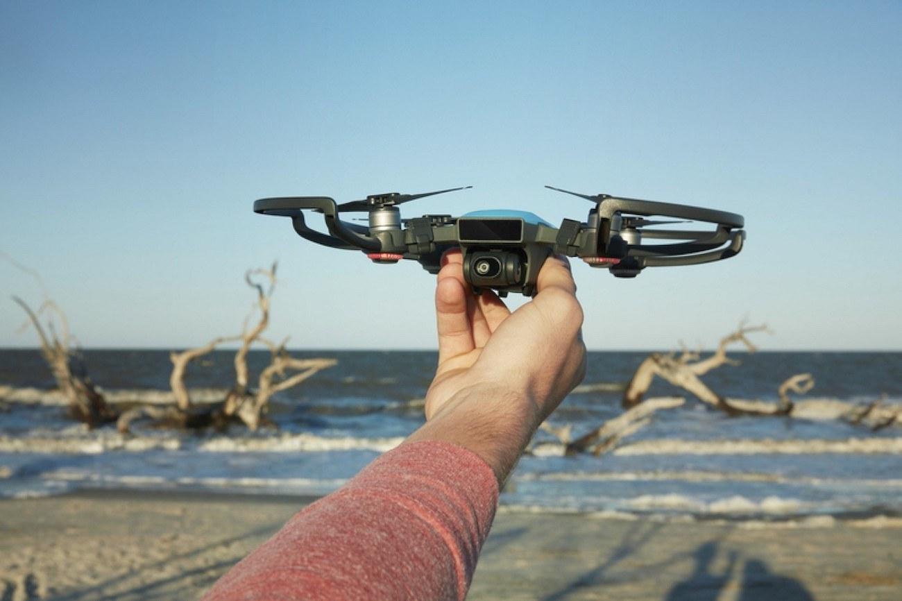 DJI Spark Mini Drone