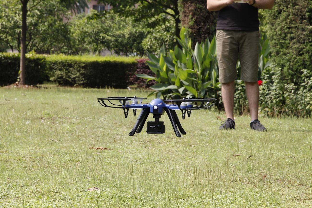 DROCON Blue Bugs Drone