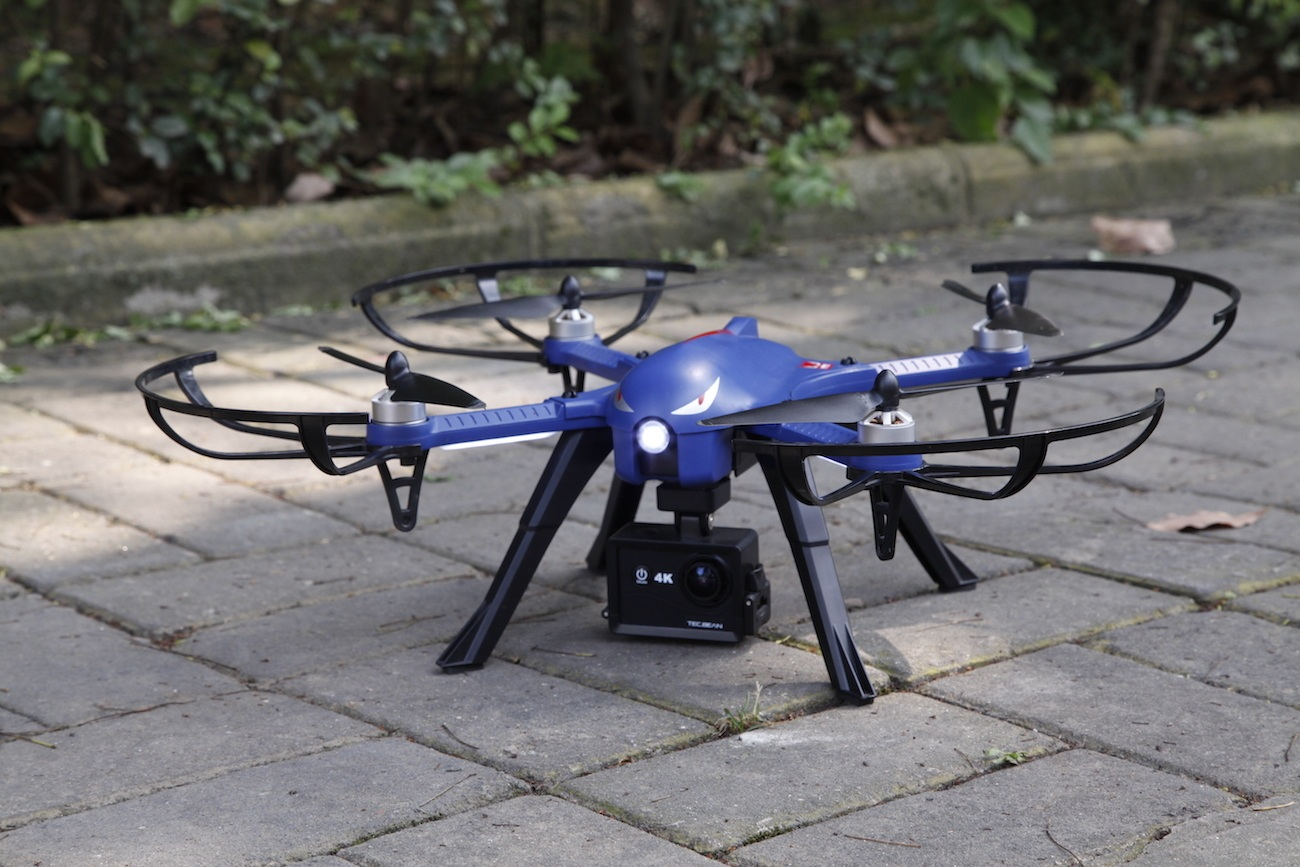 DROCON Blue Bugs Drone