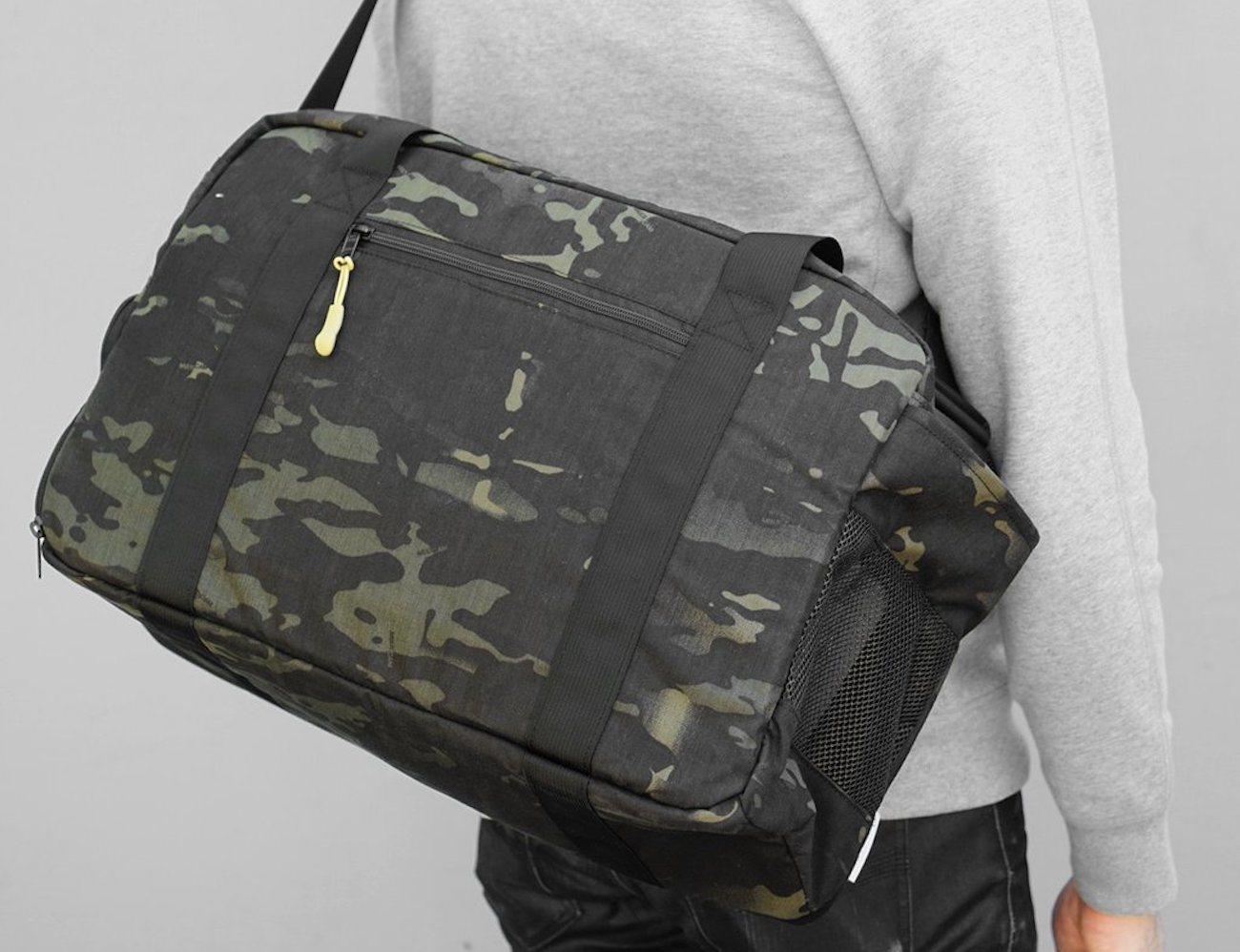 DSPTCH Durable Gym/Work Bag