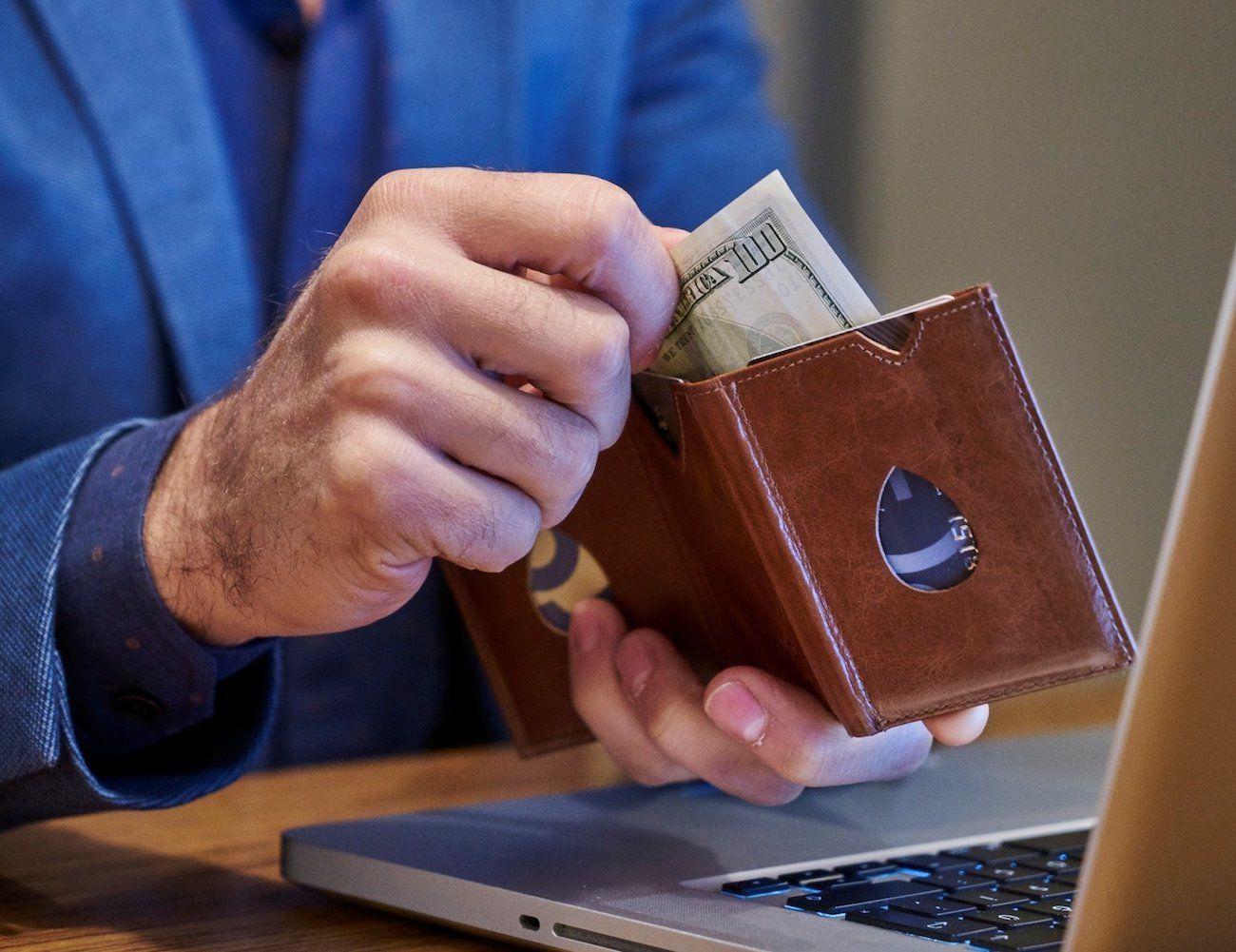 Drop Easy Access Wallet