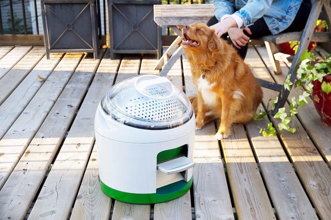 Drumi Sustainable Laundry Machine