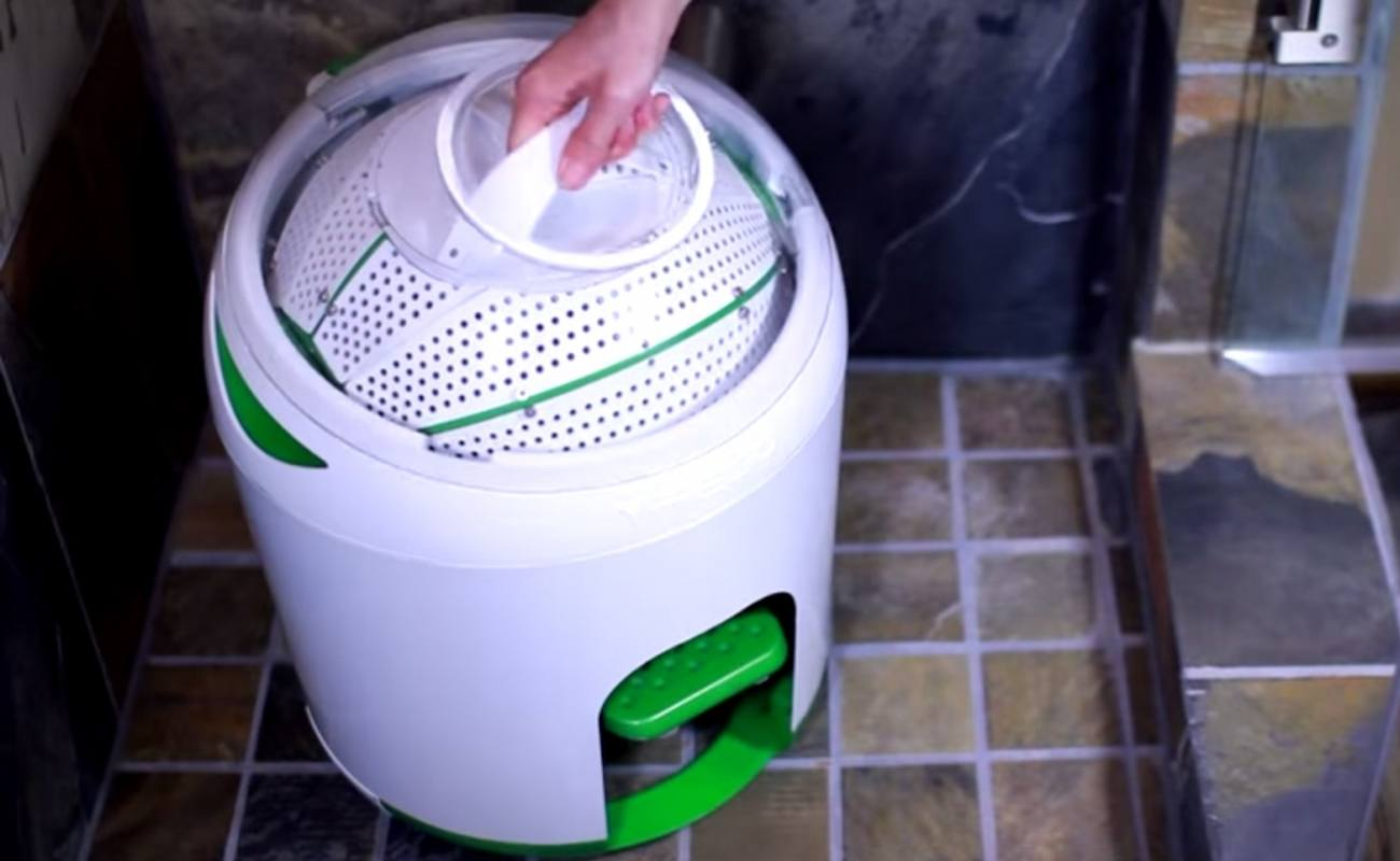 Drumi Sustainable Laundry Machine