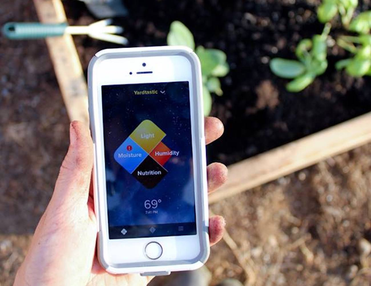 Edyn Wi-Fi Garden Sensor