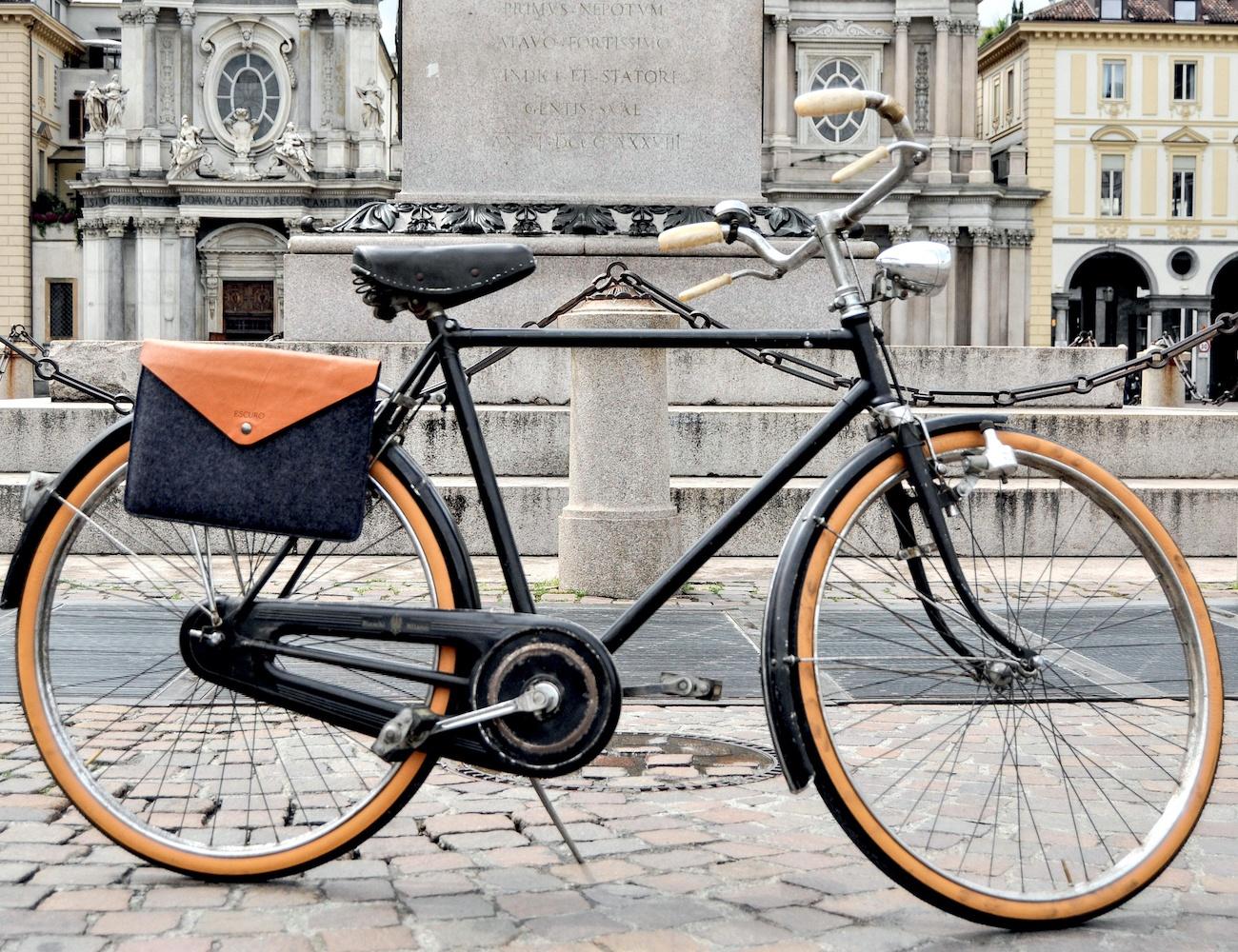 Escuro Premium Bicycle Bag