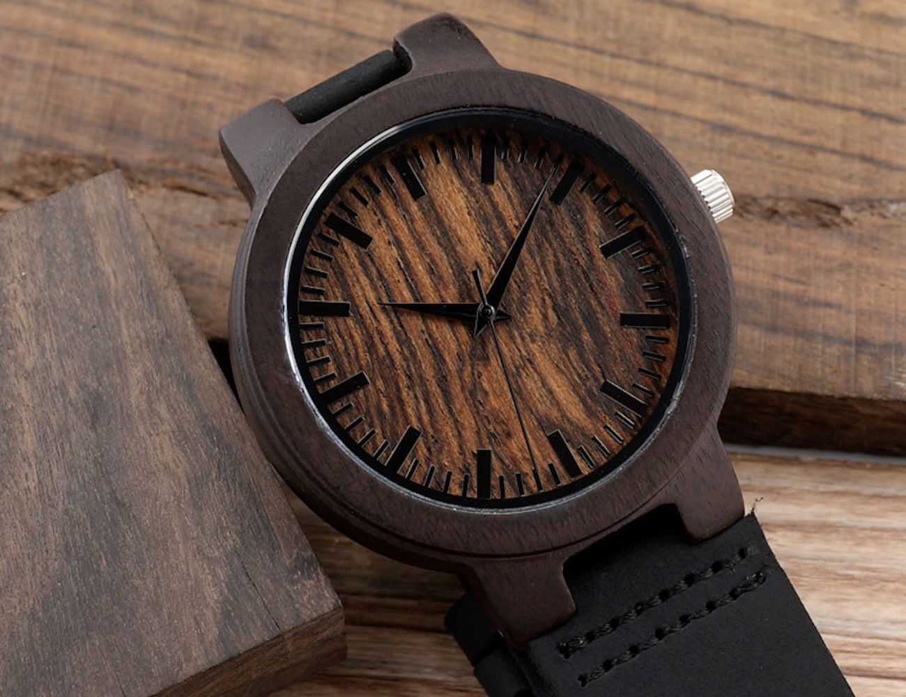 Fancy Wood Watches for Men » Gadget Flow