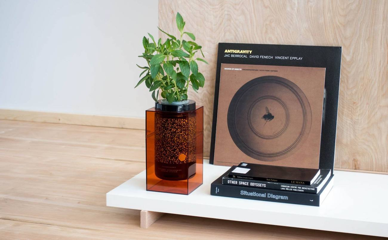 Futurefarms Spacepot Hydroponic Planter