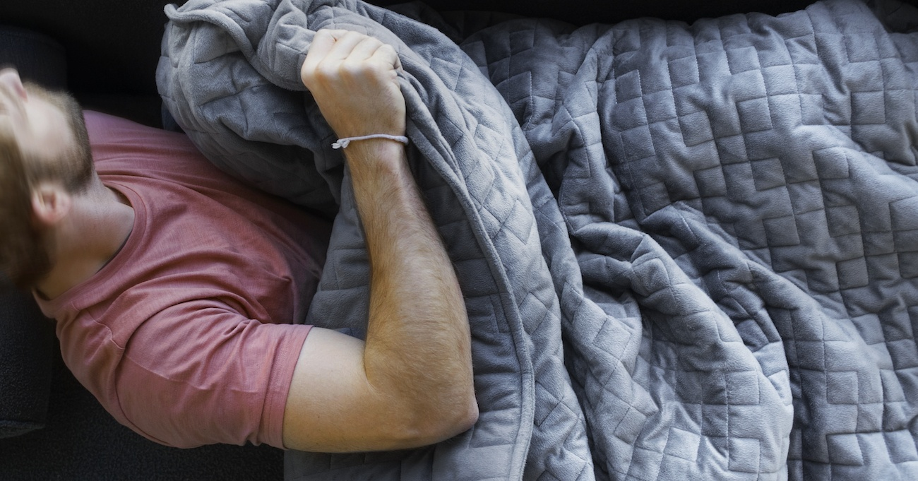 Gravity Therapeutic Weighted Blanket