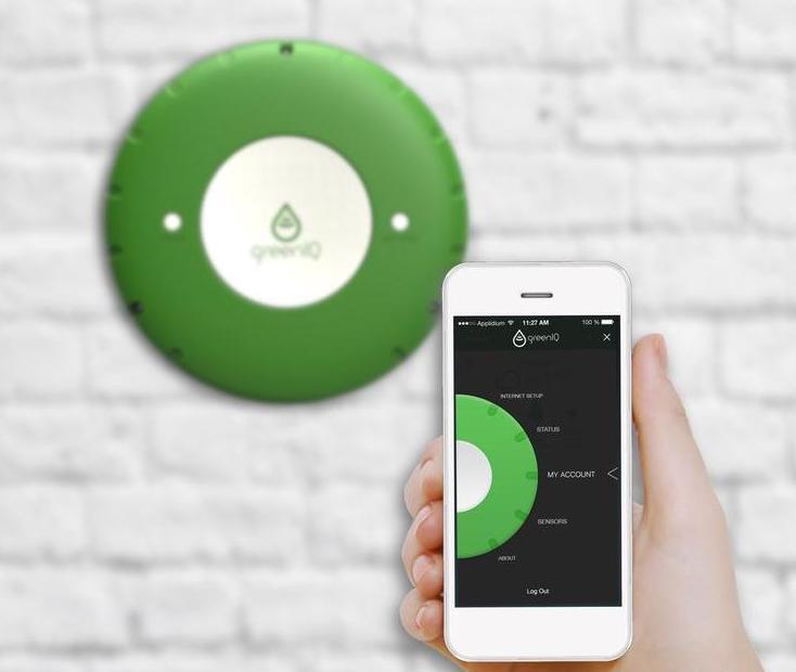GreenIQ Smart Sprinkler System