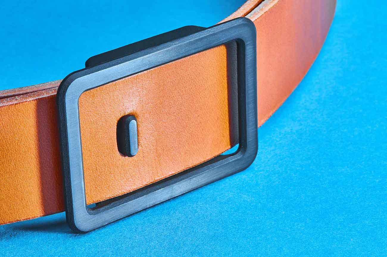 Grovemade Minimalist Leather Belt