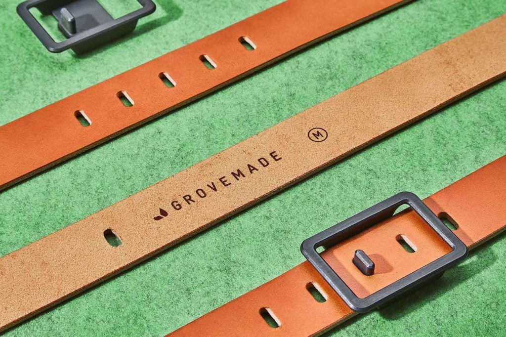 Grovemade+Minimalist+Leather+Belt
