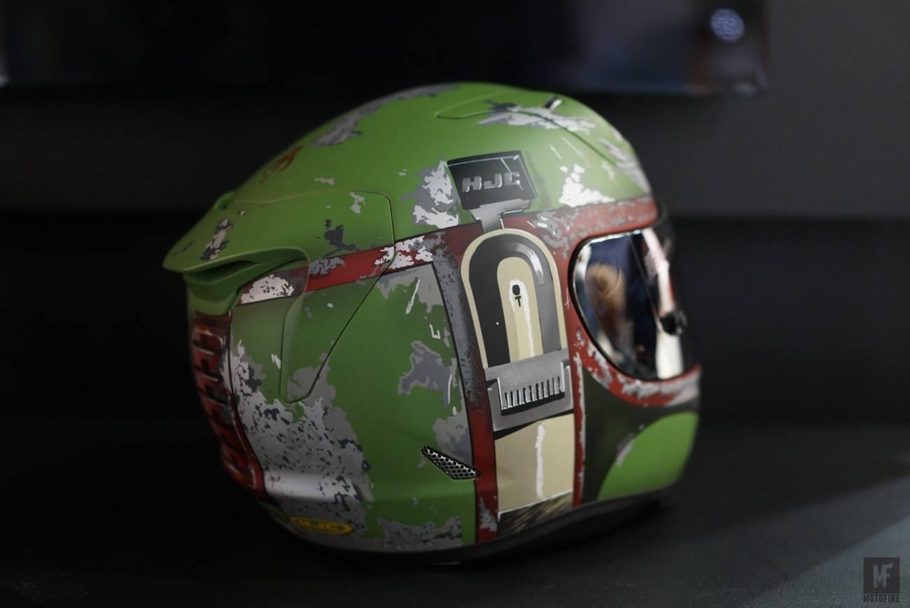 HJC Pro Boba Fett Helmet