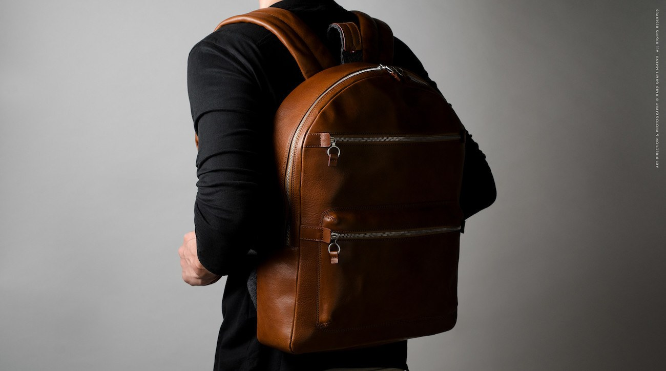 Hard+Graft+Classic+Backpack