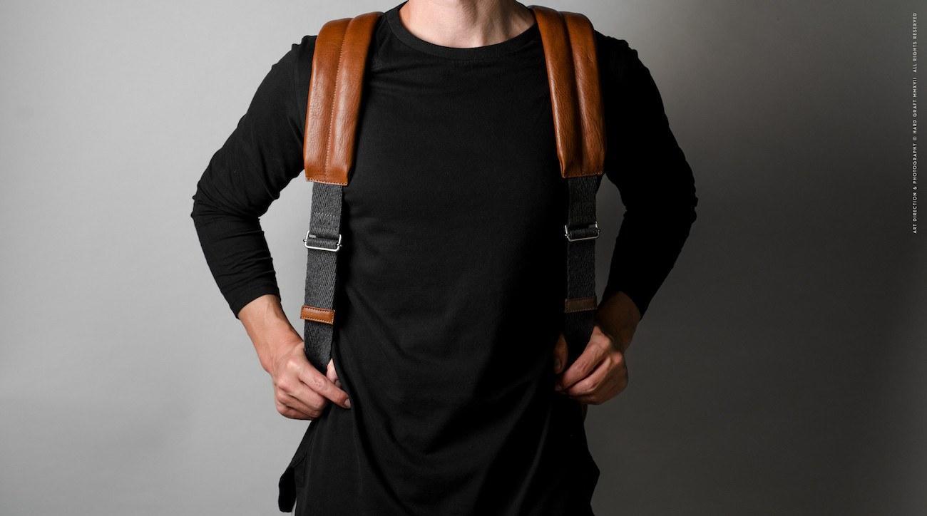 Hard Graft Classic Backpack