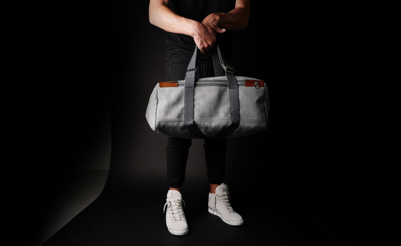 Hard Graft Game Gym Bag