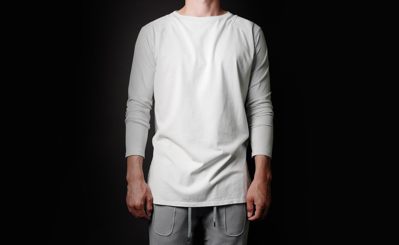 Hard Graft Ribs Longsleeve Tee