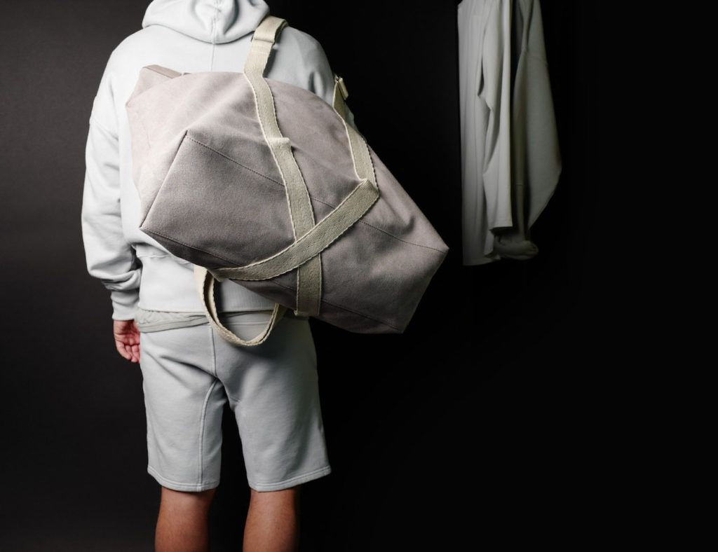 Hard+Graft+Party+Bag+Canvas+Holdall