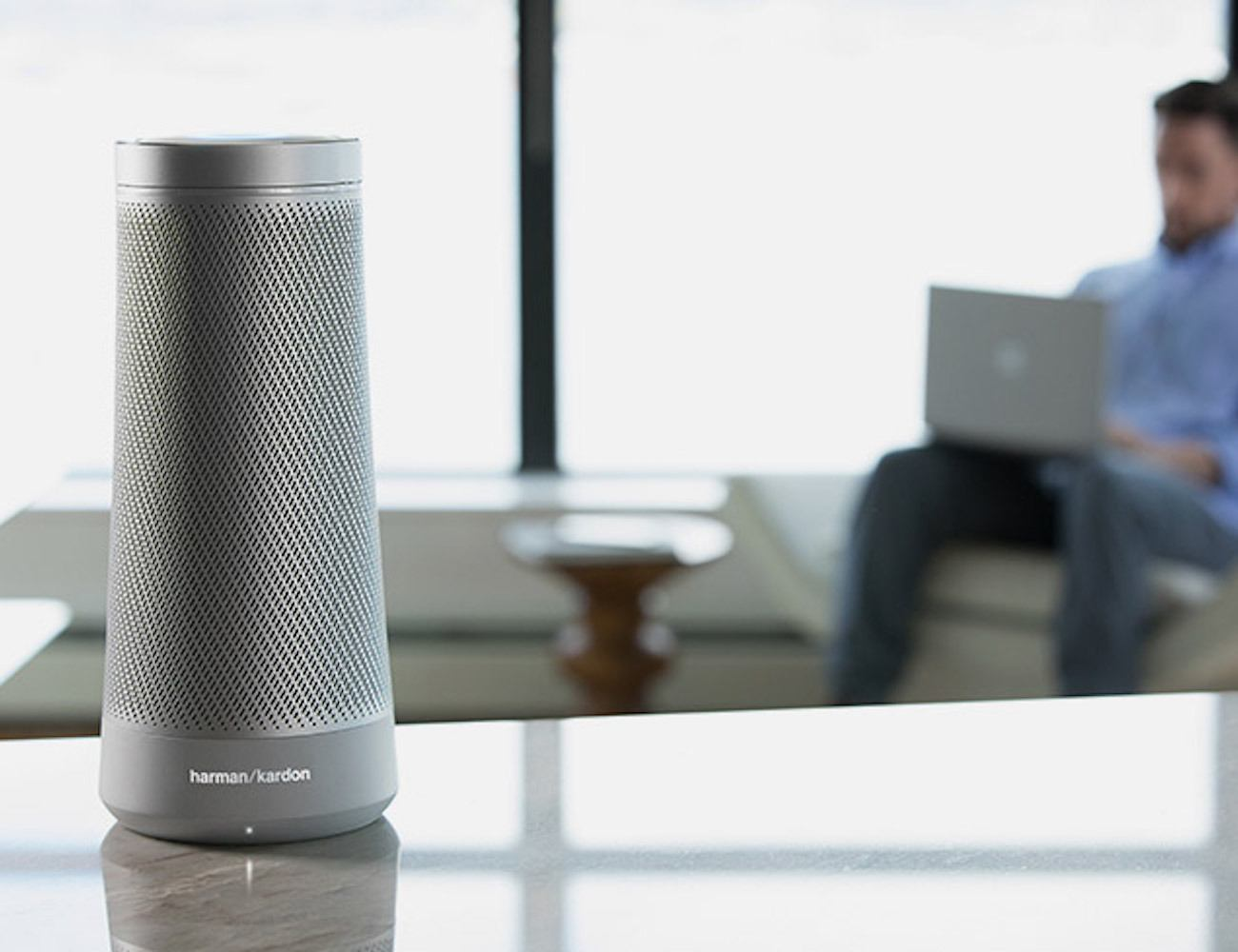 Harman Kardon Invoke Audio Assistant Speaker