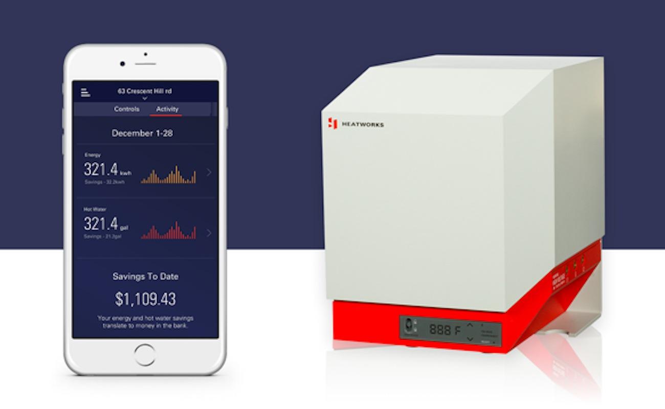 Heatworks MODEL 3 Smart Water Heater