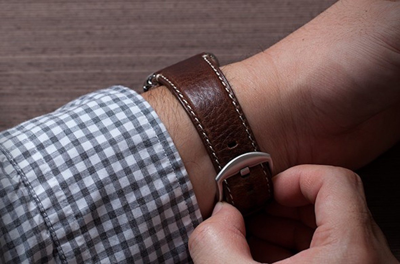 Heritage Apple Watch Band