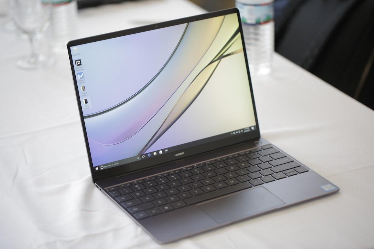 Huawei+MateBook+X+Touchscreen+Laptop