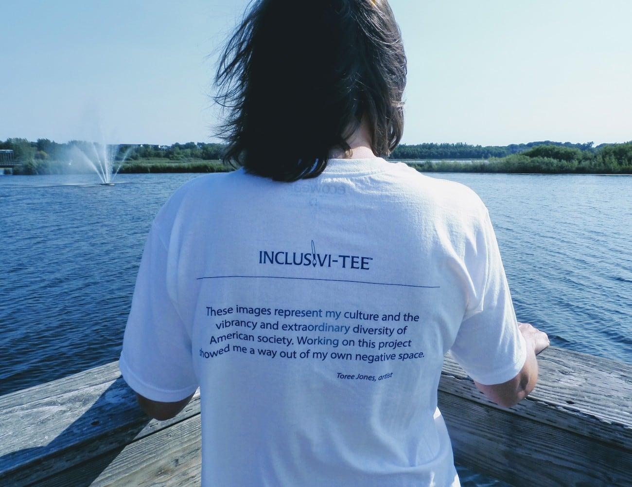 Inclusivi-tee Artist-Designed T-shirts