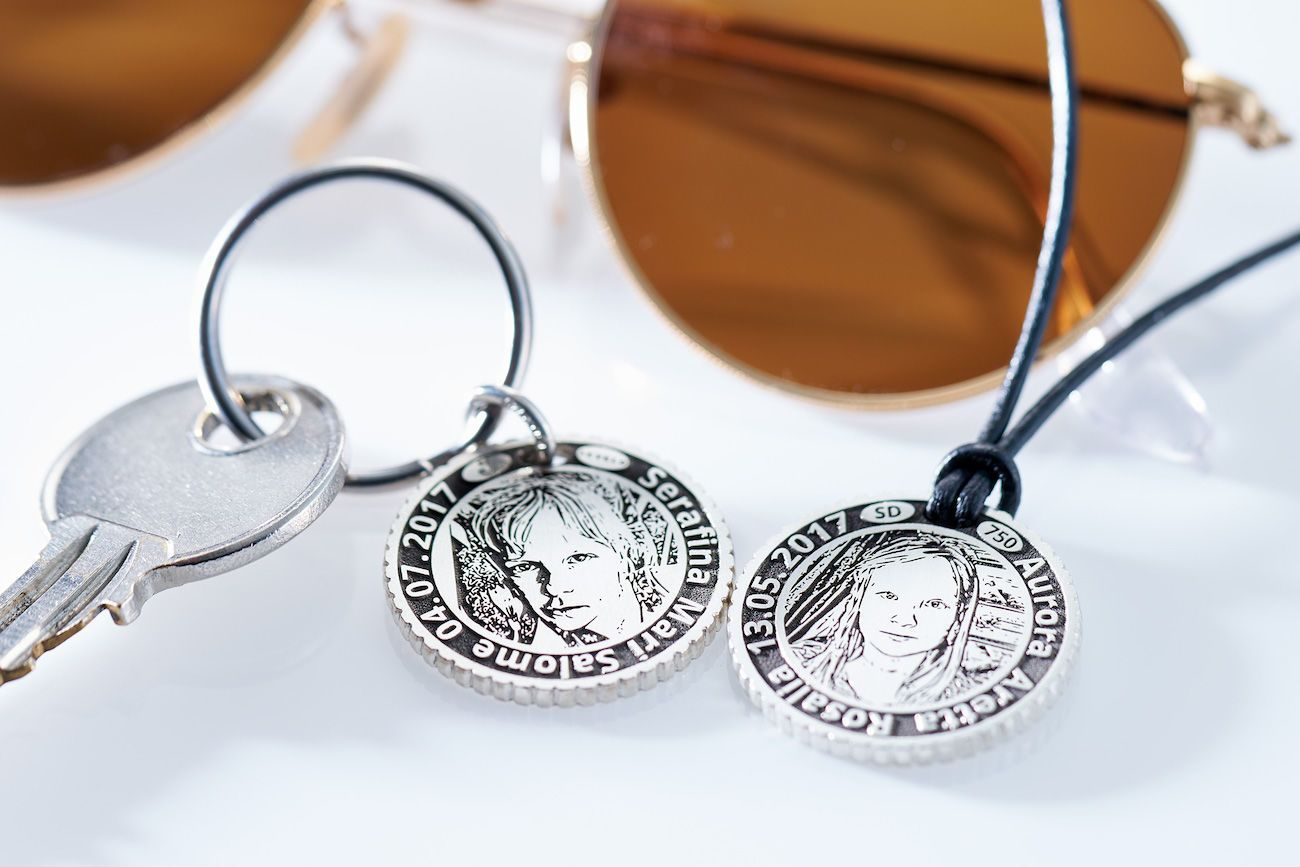 Jevelo Coin Customized Jewelry