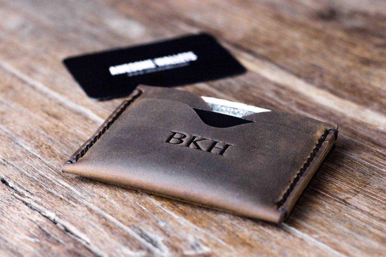 JooJoobs+Minimalist+Leather+Wallet