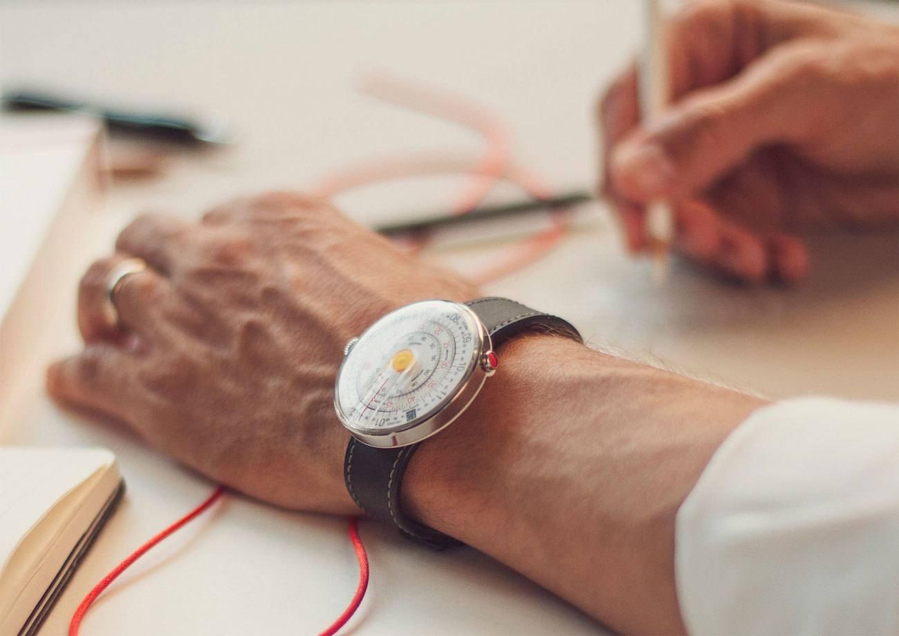 KLOK-01 Swiss-Made Watch