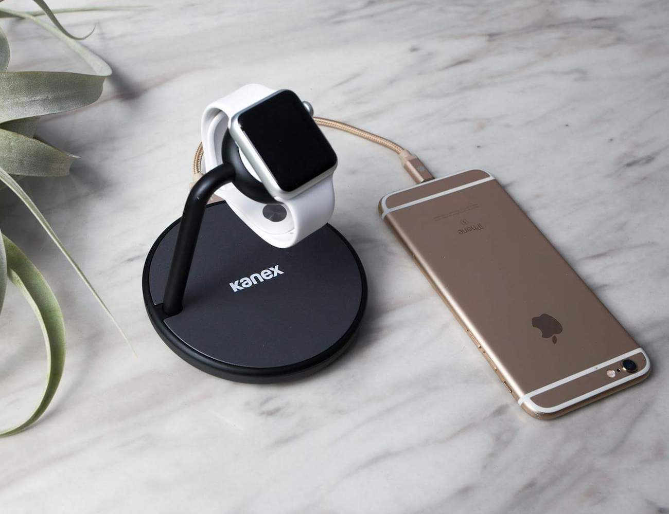 Kanex GoPower Apple Watch Stand and iPhone Charger
