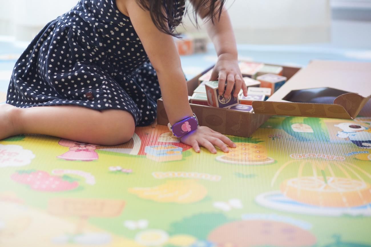 Kiddo+Kids+Wellness+Tracker