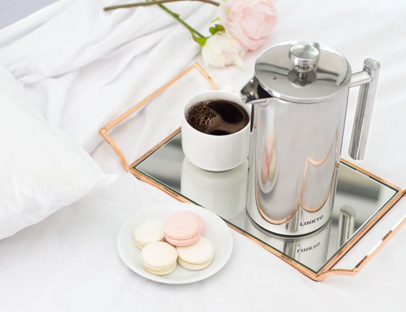 LINKYO French Press Coffee Maker