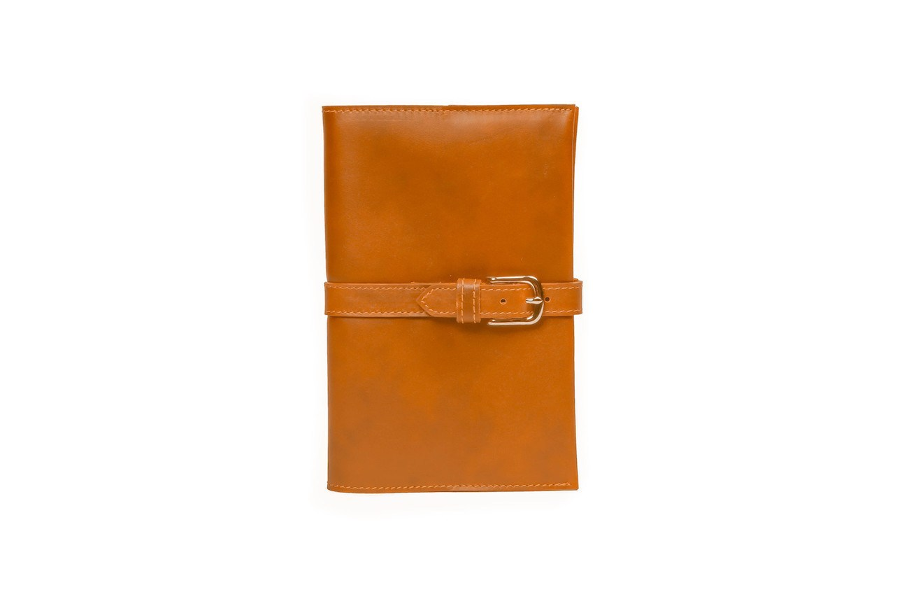 Langston Leather Notebook Cover