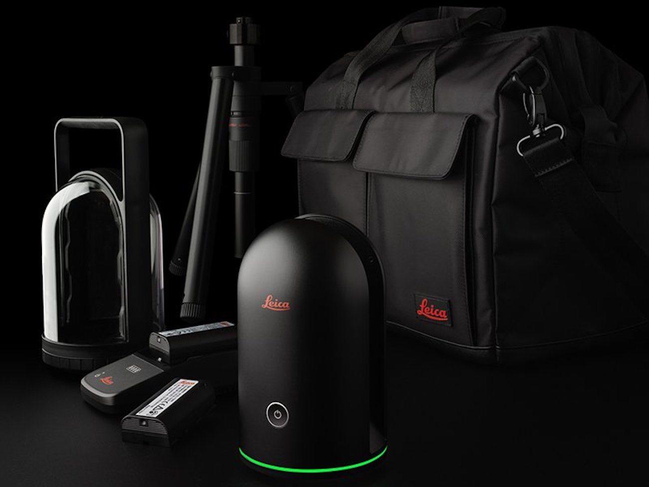 Leica BLK360 3D Laser Scanner