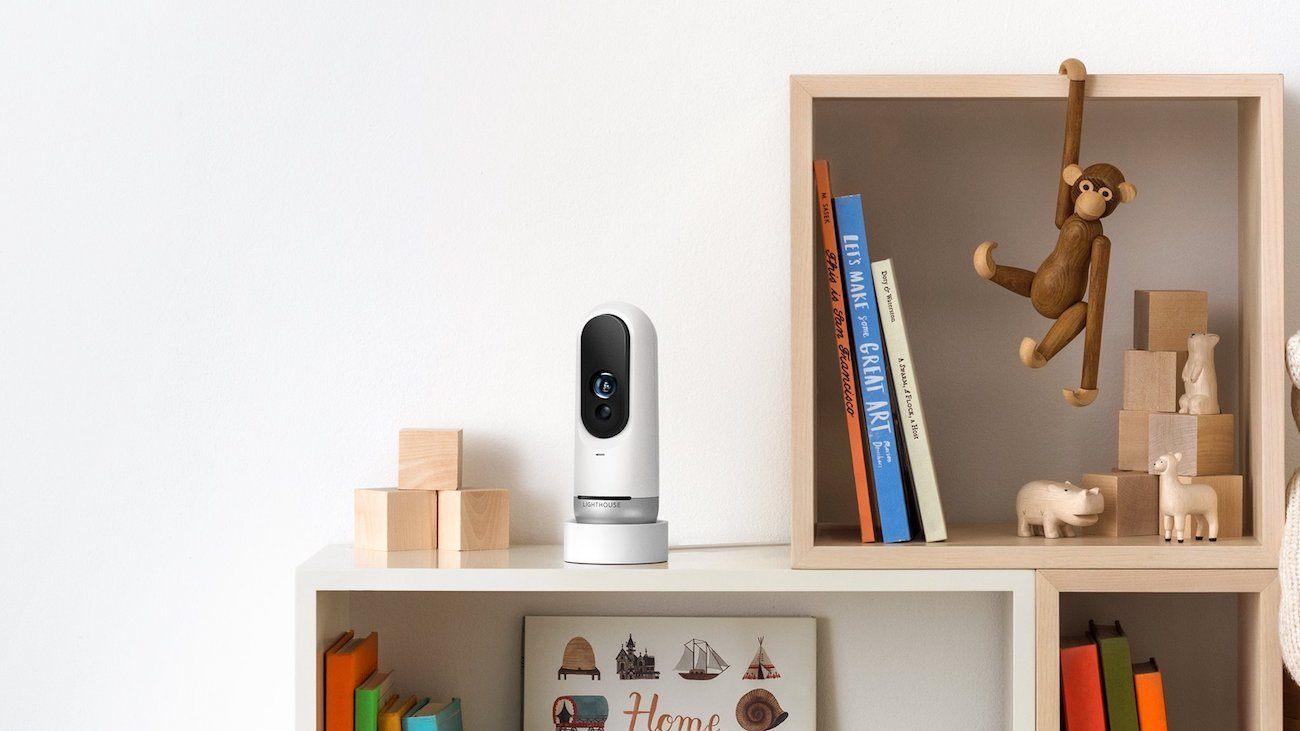 Lighthouse Home AI Camera