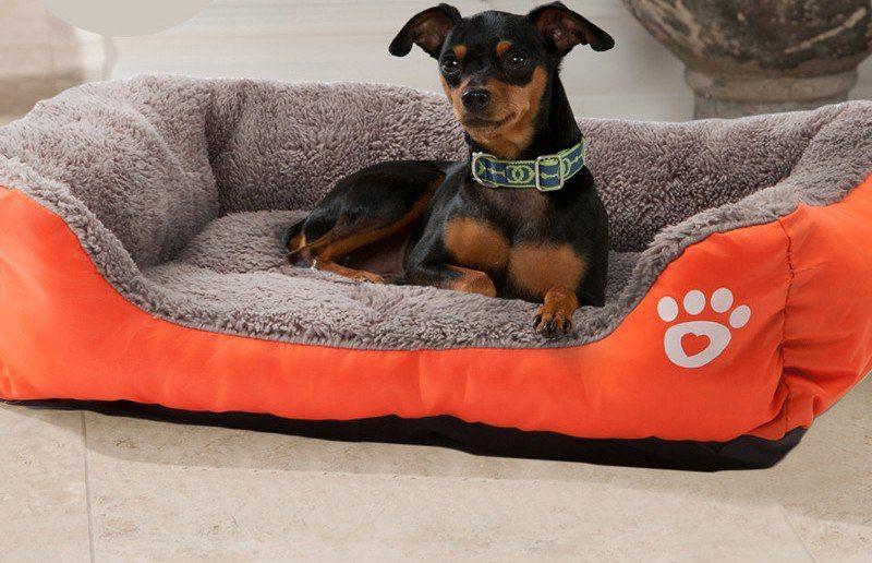 Luxury Soft Pet Bed