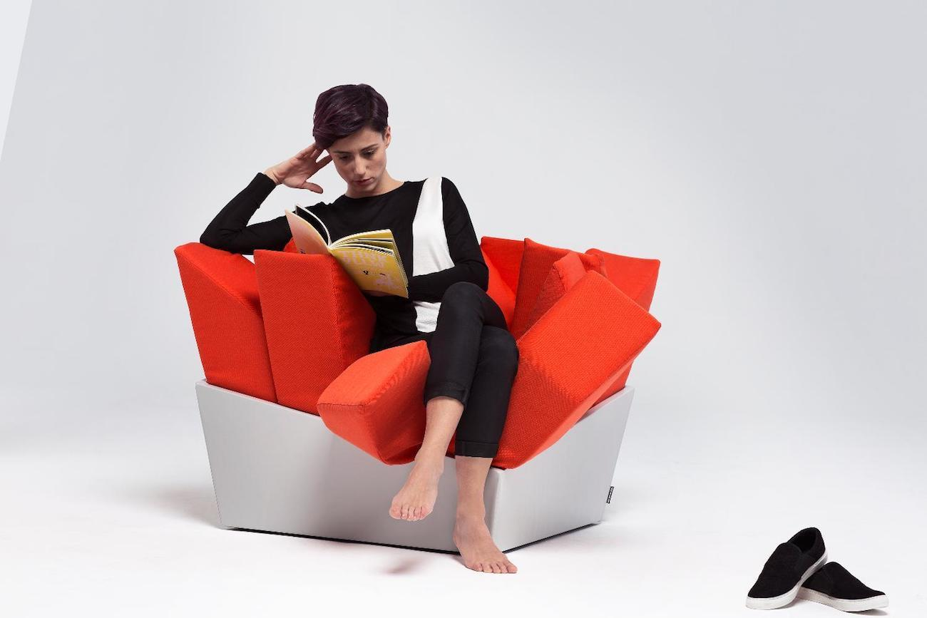 MANET Modern Easy Chair