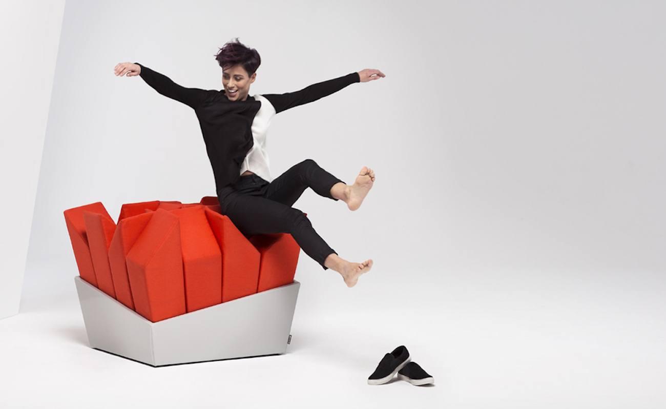 MANET Modern Easy Chair