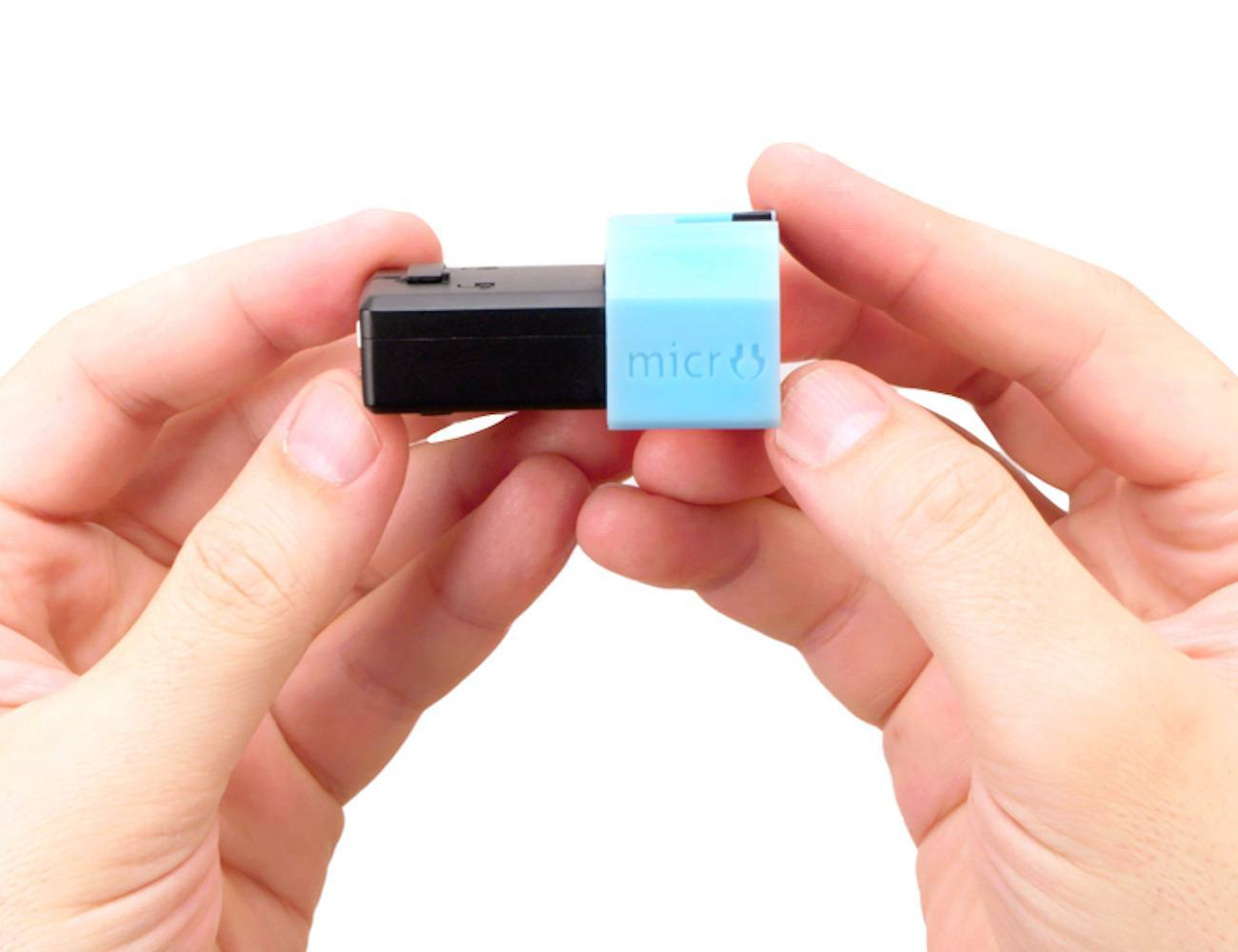 MICRO – The World's Smallest Universal Travel Adapter
