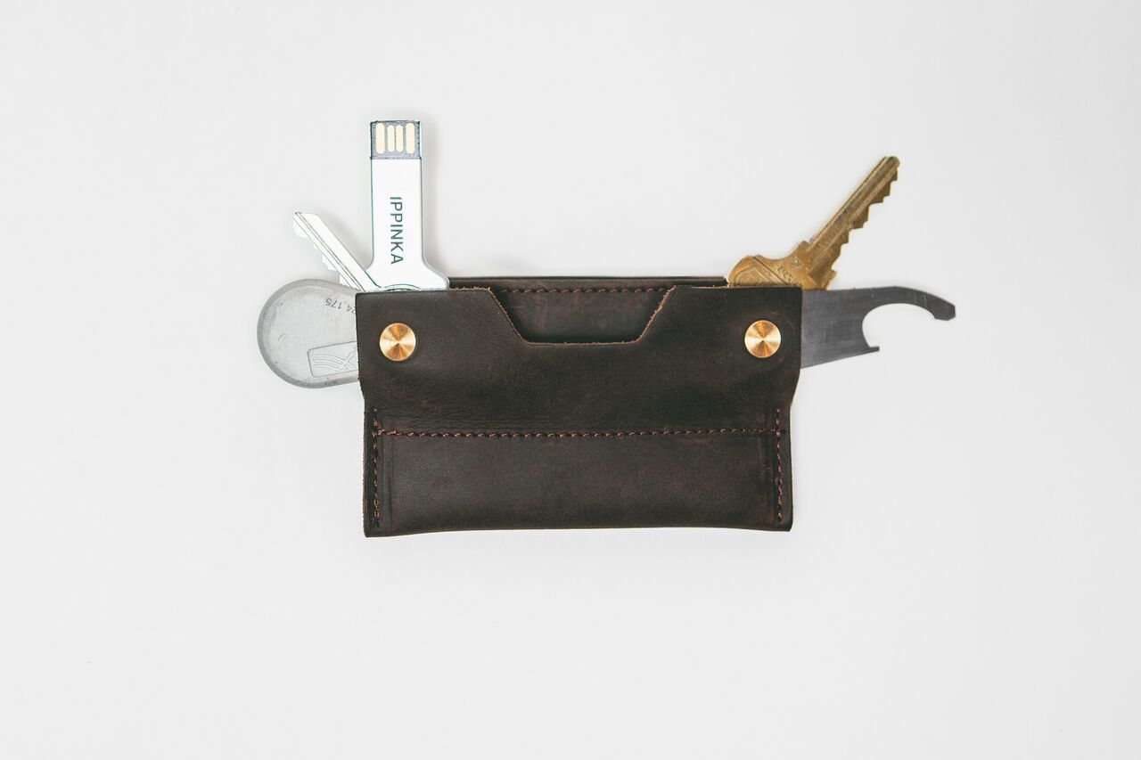 MKC Slim Everyday Carry Wallet