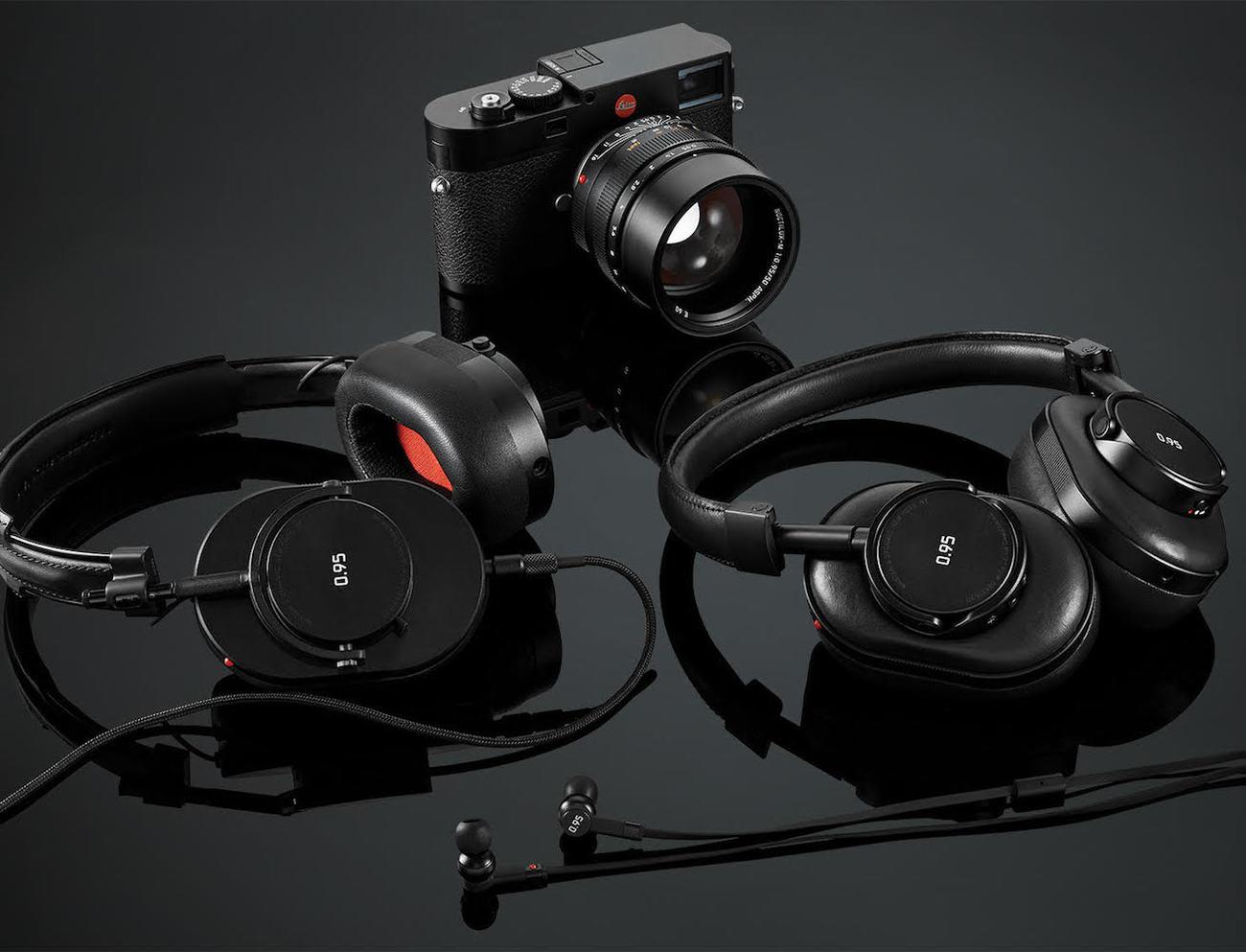 MW60 Leica 0.95 Headphones