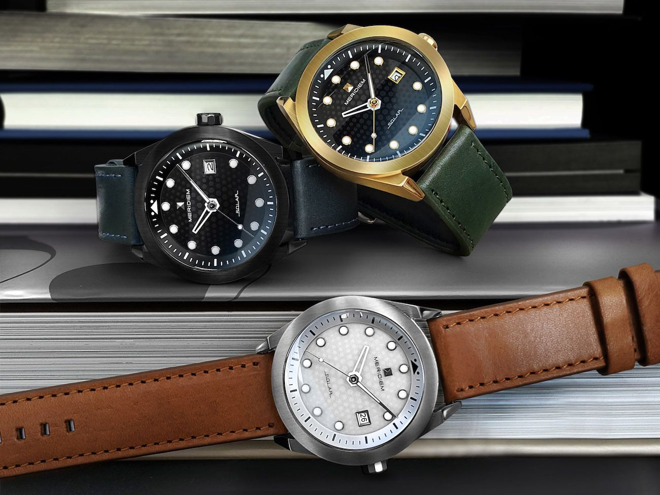 Meridiem Free Energy AM Watch Collection