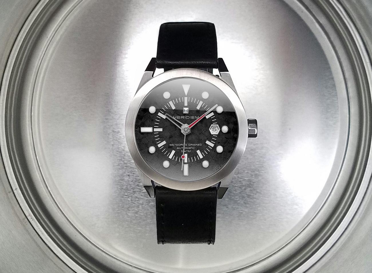 Meridiem Free Energy AM Watch Collection